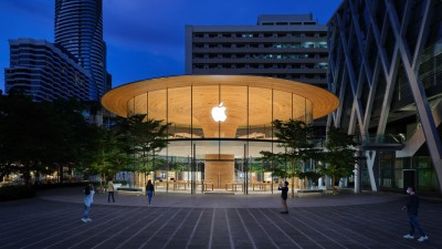 Grand Apple Central World to open in Thailand on Friday
