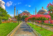 Photo of Hagia Sofia- a monument of turbulent history