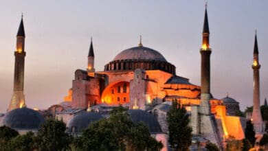 Photo of Hagia Sophia: World Council of Churches wants decision reversed