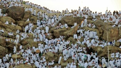 Photo of 2010-2019: A decade in pics- Mount Arafat yearly Hajj pilgrimage