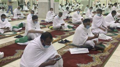 Photo of Hajj 2020: Pilgrims proceeds to Arafah