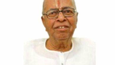 Photo of Hari Prasad who established Badruka chain of education institutions passes away