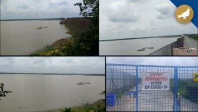 Water level rises in Himayat Sagar