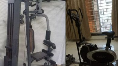 Photo of Fitness freaks are creating their own GYM corners at home
