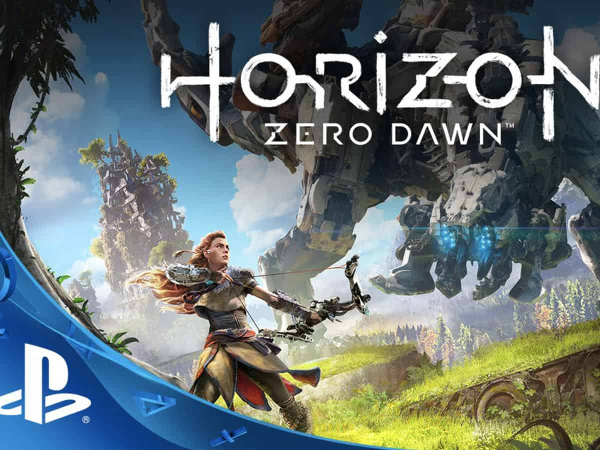Play Sony PS4 game 'Horizon Zero Dawn' on PCs from Aug 7