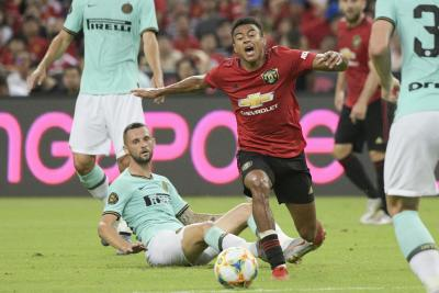 I never wanted to give up: Lingard on his struggles