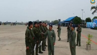 Photo of IAF chief welcomes pilots who flew Rafale jets to India