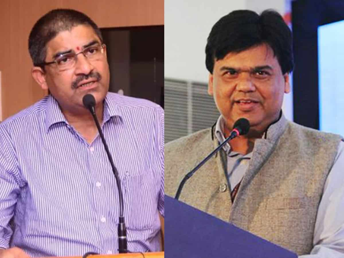 Rise and rise of Pravin Prakash in AP government