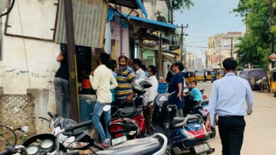 Photo of Hyderabad: Rush at Markets after the possibility of Lockdown