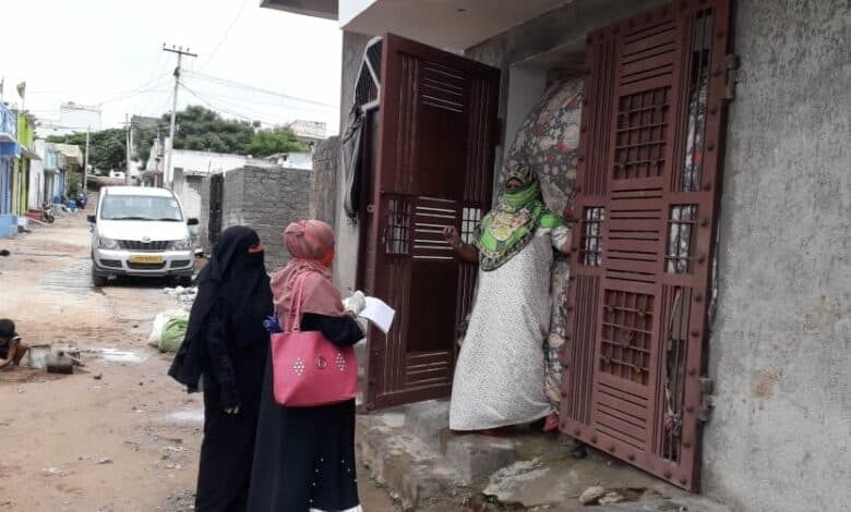 Urban slums are handling corona better reveals survey
