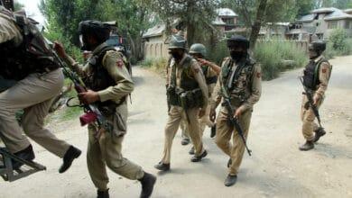 Photo of Two LeT militants killed in encounter near Srinagar