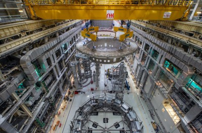 ITER reactor, a promise of peace, moment in history: Macron
