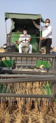 Importance of technology in Indian agriculture (Opinion)