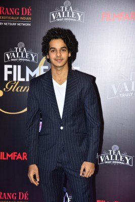 Ishaan Khatter: I don't feel too pressurised