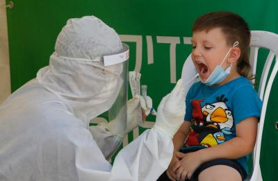 Israel reports 2,029 new Covid-19 cases; 63,985 in total