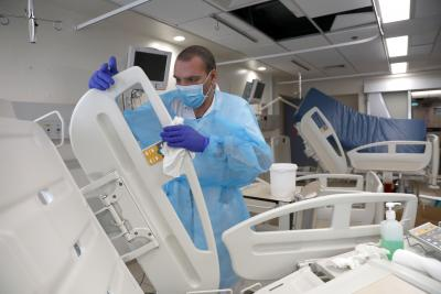 Israel's Covid-19 cases up 2,006 to 68,299