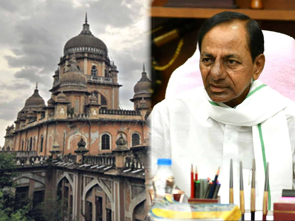 Is the TRS government aiding OGH to die its own death?