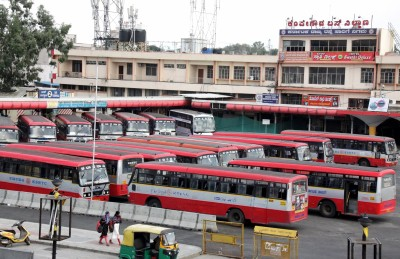 KSRTC defers decision to operate buses on long routes (Ld)