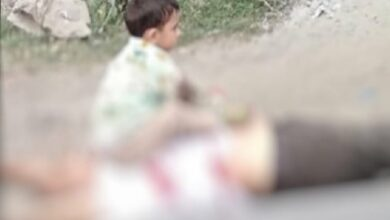 Photo of J&K: Video of toddler crying over grandfather's body crushed Twitterati