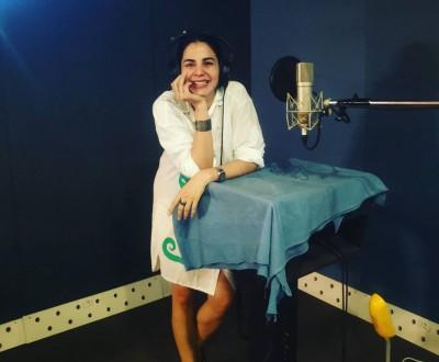 Kirti Kulhari starts dubbing for 'The Girl On The Train'