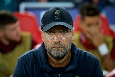 Liverpool's Jurgen Klopp wins LMA Manager of the Year award