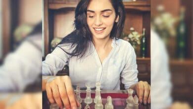 Photo of Manushi Chhillar reveals she is a closet chess fanatic