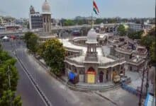 Photo of Corona virus effect: Hyderabad roads deserted