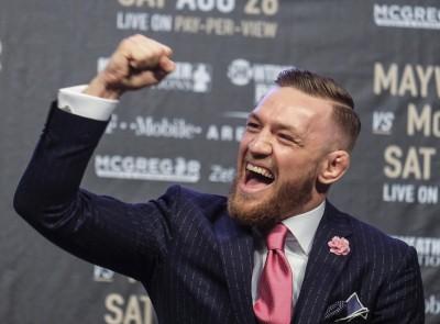 McGregor shows silky skills, Ramos invites him to Real training