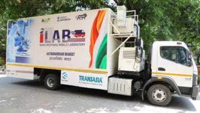 Photo of Mobile testing vehicles in B'luru for faster COVID detection