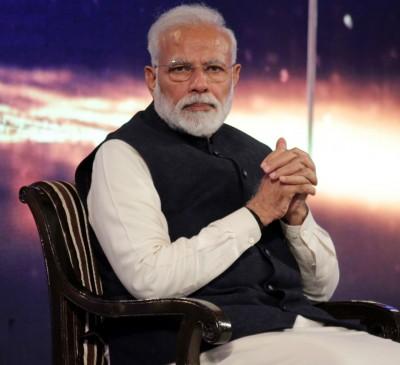 Modi hails Madhubani painting-based Covid masks