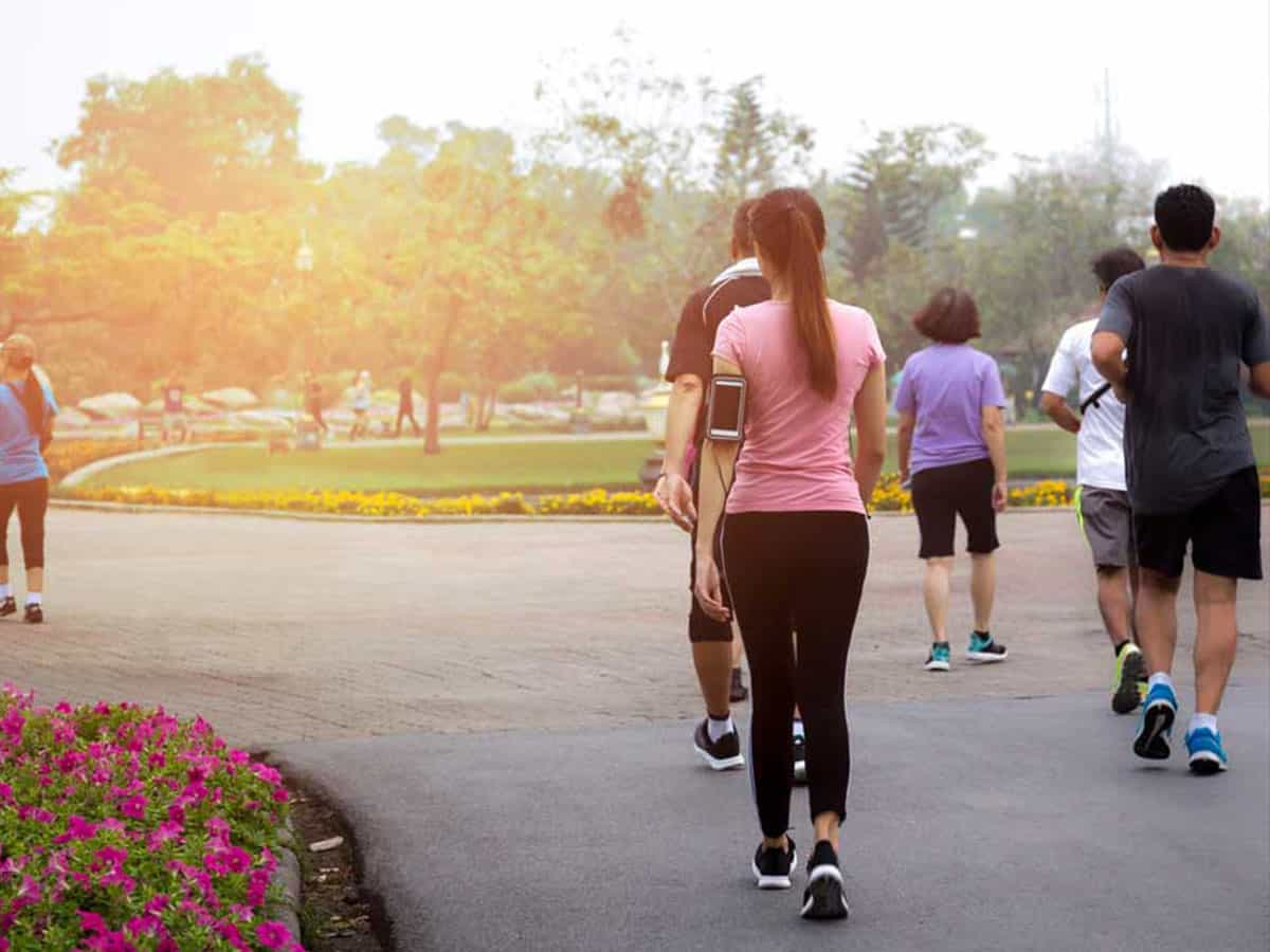 London, July 4 (IANS) Just half an hour of morning walk can help heart bypass surgery patients get a sound sleep at night, says a study.