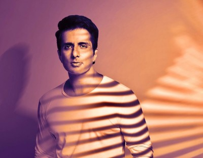 Moved by farmer's plight, Sonu Sood sends him tractor