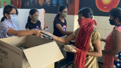 Photo of Two teen sisters  making  impact  during COVID pandemic