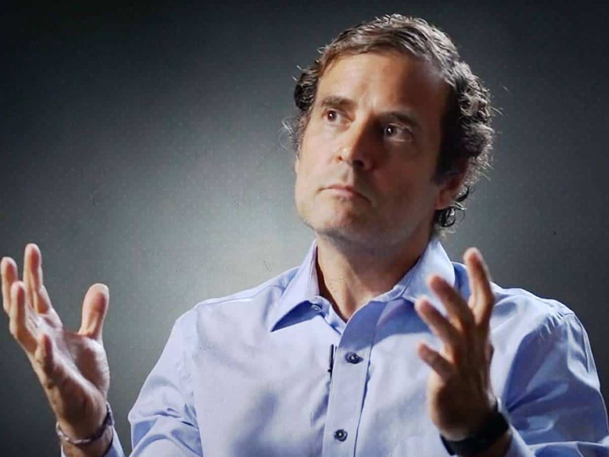 Modi 100% focused on his own image: Rahul in latest video
