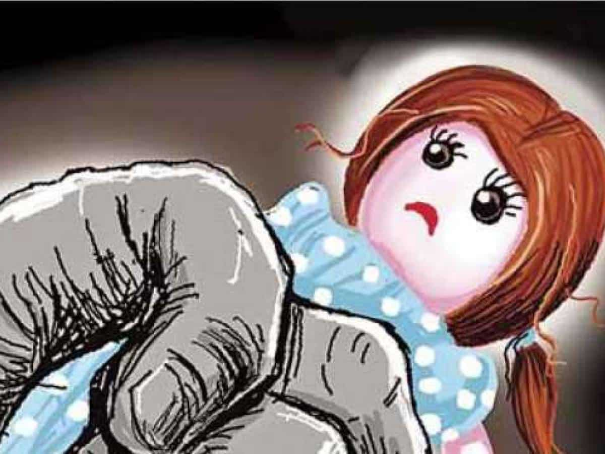 Man arrested for raping 8-year-old girl in Delhi