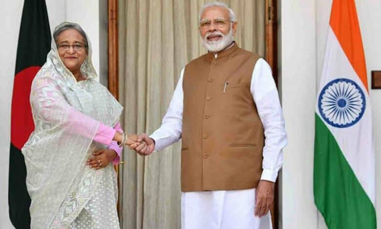 India hands over 10 diesel locomotives to Bangladesh