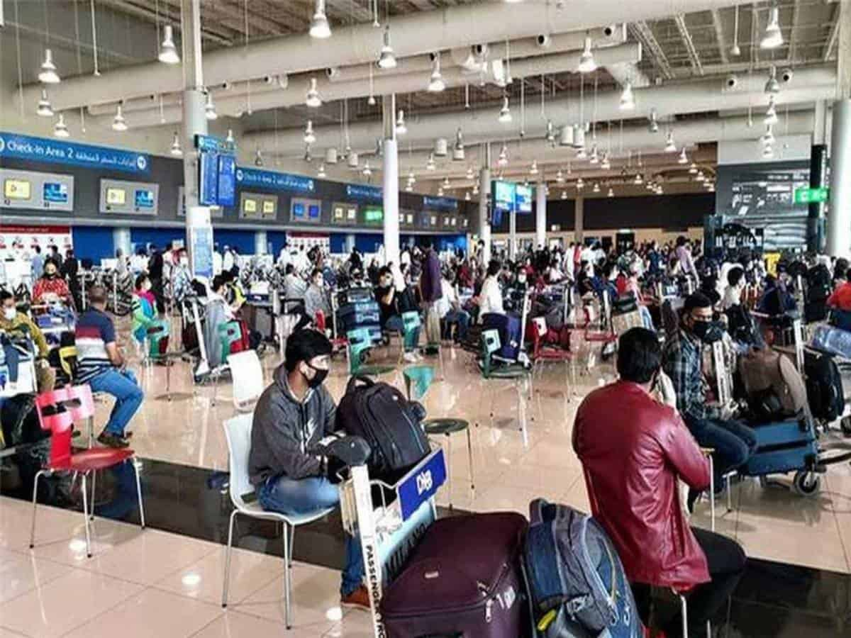 Indian consulate in Dubai aids 30 workers stuck at airport