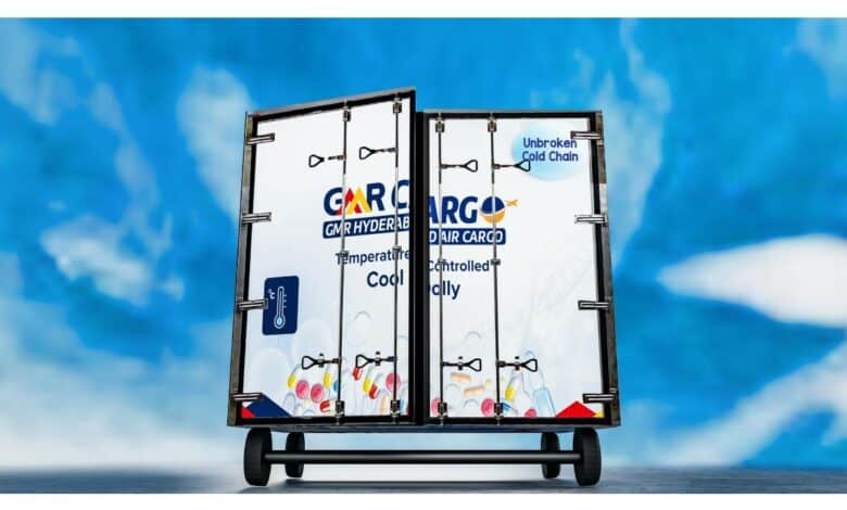 GMR Hyd Air Cargo launches cargo protection measures
