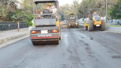 Photo of GHMC completes road repair works worth 450 Cr during lockdown