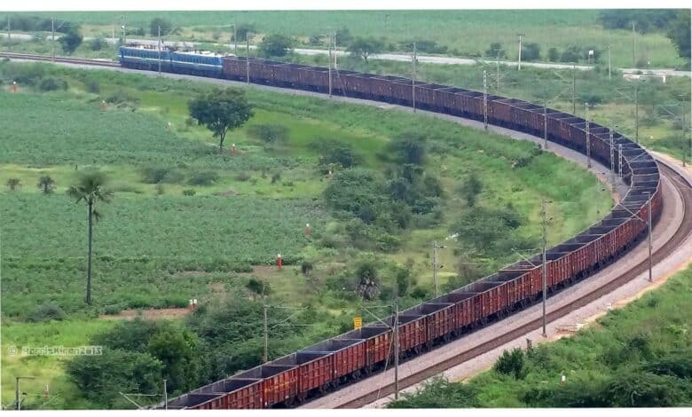 First Cargo Express of Indian Railways to start from SCR