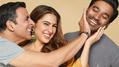 Photo of Sara Ali Khan, Dhanush and Akshay to shoot 'Atrangi Re'  from October