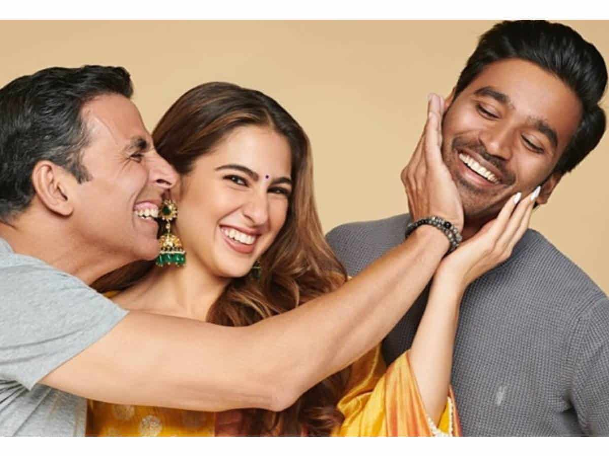 Sara Ali Khan, Dhanush and Akshay Kumar to resume 'Atrangi Re' shoot from October