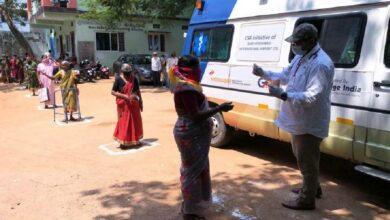 Photo of GMRVF organizes awareness camps, distributes medicines to senior citizens during pandemic