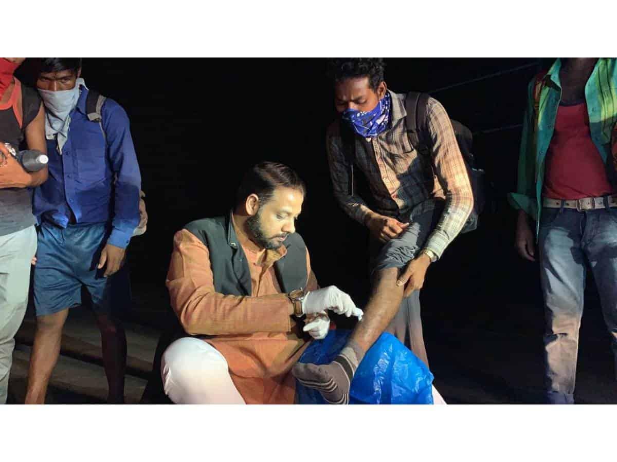 NRIs and local Hyderabadis form task force to fight coronavirus