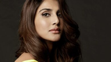 Photo of Vaani Kapoor: I am happy doing what I like and what I want