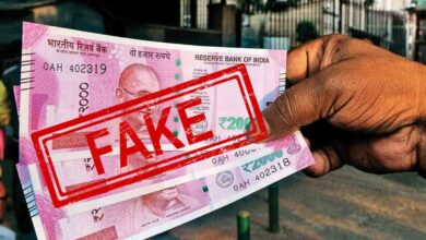 Photo of Guj: Scrapped notes of Rs 4.76 crore face value seized, 2 held
