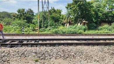 Photo of Four-lane Railway under bridge to be constructed at Sanathnagar