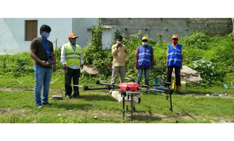 GHMC takes various measures fo mosquito menace in Hyderabad