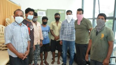 Coal Mafia gang busted, in Hyderabad, eight arrested