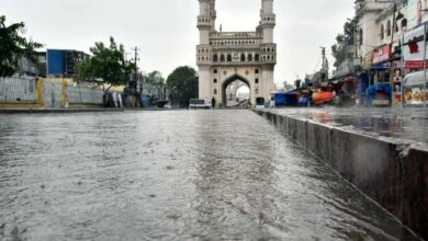 Photo of Heavy rain predicted in Telangana for next two days
